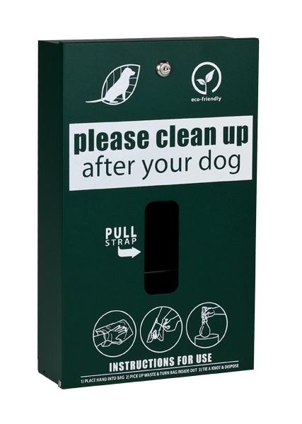 Single Pull Header Bag Hanging Dog Waste Dispenser