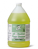 GTC PH Neutral Floor Cleaner 4X1 Gallon