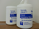 Handyclean Hand Sanitizing Wipes