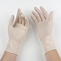 Latex Gloves-Powdered