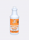GTC All Purpose Cleaner 6 X 1 Quart Bottles