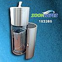 Zoom Stainless Steel Wipes Stand